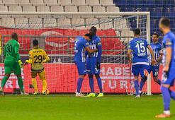 Kasımpaşa - Evkur Yeni Malatyaspor: 3-0