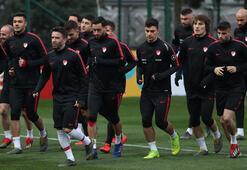 A Milli Takımımızın rakibi Arnavutluk