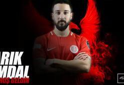 Tarık Çamdal resmen Antalyasporda