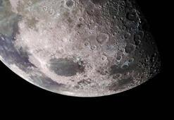 Çin Ayın karanlık yüzünü görüntüledi