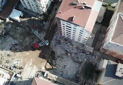 Son dakika: İstanbul Valiliğinden Kartaldaki çöken binaya ilişkin açıklama