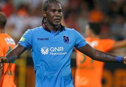 Trabzonsporda Rodallega geçen sezonu yakaladı