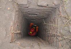 Kırklarelinde tarihi su tünelleri bulundu