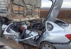 Son dakika: Diyarbakırda feci kaza 4 ölü...