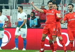 Beşiktaş - Çaykur Rizespor: 4-1