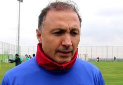 Ümraniyesporun yeni teknik direktörü Ahmet Taşyürek