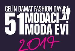 Gelin Damat Fashion Day, Çırağanda moda rüzgarı estirdi