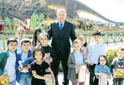 Erdoğan, Ankapark açılışında Yavaş'a yüklendi: Defolu adaydan hayır gelmez