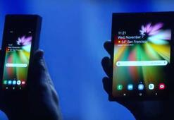 Samsungdan katlanabilir telefon: Galaxy Fold