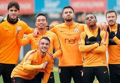 Galatasaray, Lokomotiv Moskovaya hazırlanıyor