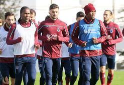 Trabzonsporun kamp kadrosunda 29 oyuncunun 19u altyapıdan