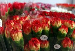 Çiçekçilerin hedefi 2019da 85 ülkeye ihracat