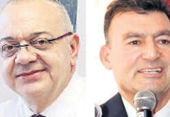 MHP'de, Ergün ve  Akın'la yola devam