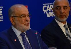 Karamollaoğlu: Erbakan hocamız hayatta olsaydı, Fatih Erbakan falakaya yatırırdı