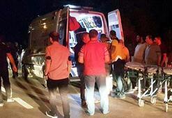 Germencik'te trafik kazası: 2 ölü