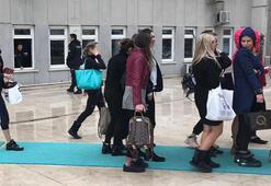 Hepsi aynı yerden kurtarıldı... Rus ve Ukraynalı 66 kadın için karar