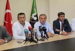 Ali Fırat: Oğuz Çetin ile görüşmemiz oldu