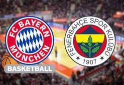 Bayern Münih-Fenerbahçe Beko maçı ne zaman, saat kaçta, hangi kanalda