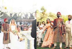 Bulunmaz Hint damadı, Türk kızıyla evlendi