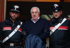 Son dakika... Cosa Nostranın yeni babası yakalandı