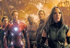 2018'in en büyük gişe  hasılatı 'Avengers'in