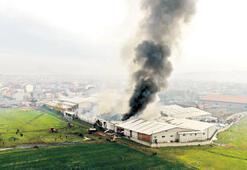 İstanbul'da 1 yılda 152 fabrika yandı