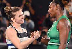 Serena Williams, dünya 1 numarası Halepi eledi