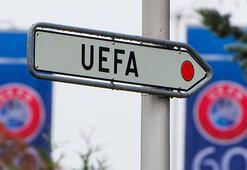 UEFA bunu beğenmedi
