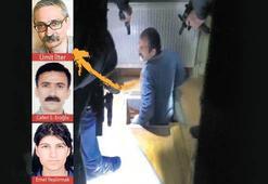 'Yeşil' ve 'Gri' listedeki DHKP-Cli teröristler adliyeye sevk edildi