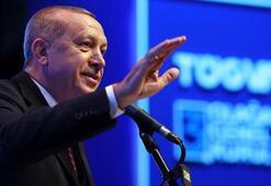 Cumhurbaşkanı Erdoğana Küresel Müslüman Kişilik Ödülü