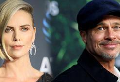 Flaş aşk iddiası: Charlize Theron-Brad Pitt