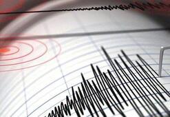 Vanuatuda 6 büyüklüğünde deprem