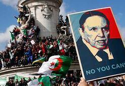Son dakika... Cezayirde bin yargıç harekete geçti