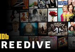IMDbden ücretsiz film ve dizi izleme servisi: IMDb Freedive
