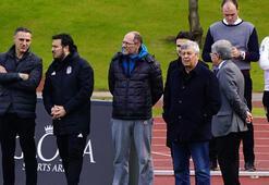 Lucescu Beşiktaşın kampında