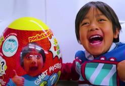 YouTubeun en fazla kazananı 8 yaşında bir çocuk