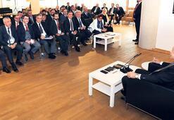 Son dakika | Erdoğandan Almanya açıklaması: Sorunları aşmada fırsat yakaladık
