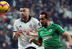 Konyasporda Ali Turana büyük tepki