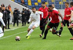 Osmanlıspor galibiyet serisini 8 maça çıkardı