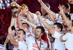 Polonya set vermeden şampiyon