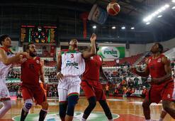 Pınar Karşıyaka - Gaziantep Basketbol: 82-81