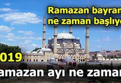 Ramazan Bayramı tatili kaç gün olacak 2019 bayram tatilleri