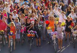6. Süslü Kadınlar Bisiklet Turu 23 Eylül'de