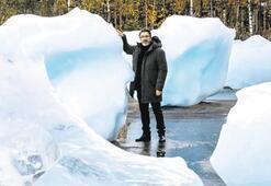 Eliasson'dan buz sergisi