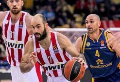 THY Euroleaguede 14. haftanın MVPsi Vassilis Spanoulis