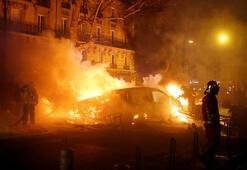 Fransadaki Sarı Yelekler protestosunda 80 yaşında bir kadın öldü