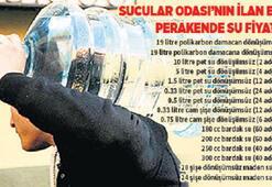 Su fiyatına 'tavan' ayarı