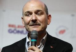Bakan Soylu Cumhurbaşkanı Erdoğan ile yaşadığı olayı anlattı
