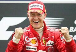 Ve doğrulandı Michael Schumacher...