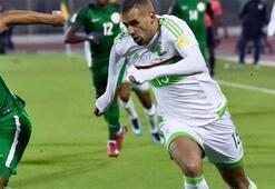Slimani Cezayir Milli Takımı kadrosundan çıkarıldı